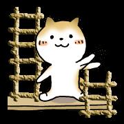 สติ๊กเกอร์ไลน์ Let's join! A Japanese dog, Maru