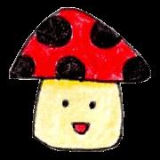 สติ๊กเกอร์ไลน์ Kinoko-kai