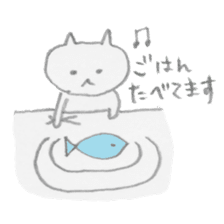 NEKO-KUN's daily moments sticker #807628