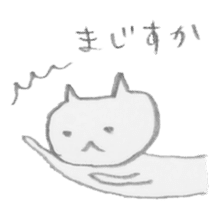 NEKO-KUN's daily moments sticker #807635