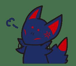 Maromayu Fox sticker #808091
