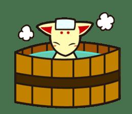 Maromayu Fox sticker #808104
