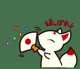 Maromayu Fox sticker #808105