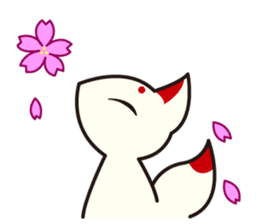 Maromayu Fox sticker #808107