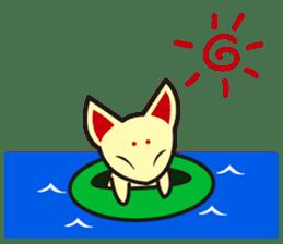 Maromayu Fox sticker #808108