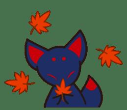 Maromayu Fox sticker #808109
