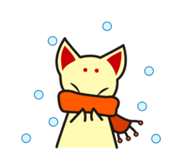 Maromayu Fox sticker #808110
