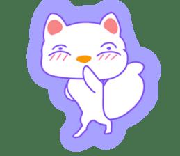 I am not a cat. (wagahaiwa nekodewanai) sticker #808845