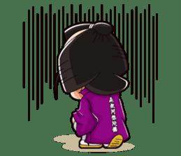 The Edo Hitman Yuji sticker #808900