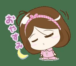Platinum Girl sticker #810334