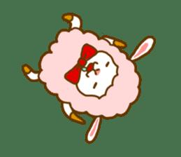 Dossey of sheep sticker #811404