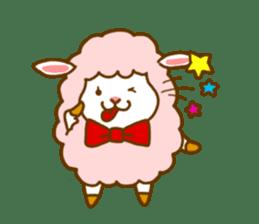 Dossey of sheep sticker #811405