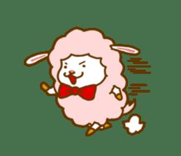 Dossey of sheep sticker #811409