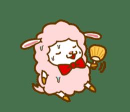 Dossey of sheep sticker #811410