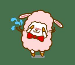 Dossey of sheep sticker #811411