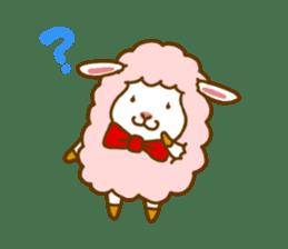 Dossey of sheep sticker #811412