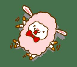 Dossey of sheep sticker #811413