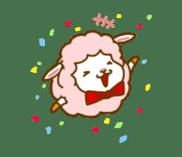 Dossey of sheep sticker #811417