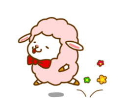 Dossey of sheep sticker #811418