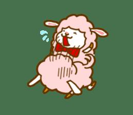 Dossey of sheep sticker #811419
