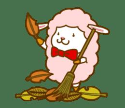 Dossey of sheep sticker #811425
