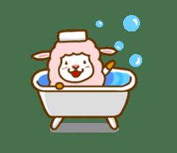 Dossey of sheep sticker #811427