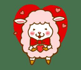 Dossey of sheep sticker #811433