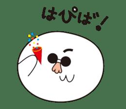 Shiratamasan! sticker #811511