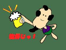 Mr. Tsubuzaemon sticker #811900