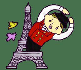 World Sticker(English) sticker #813492
