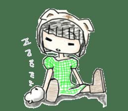 maruiaitu sticker #814380