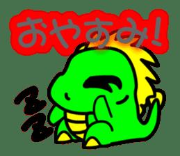Tsukuru's every day wish etc. sticker #815969