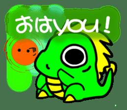 Tsukuru's every day wish etc. sticker #815979