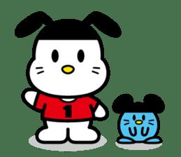 WAN CHU sticker #816039