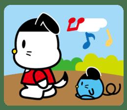 WAN CHU sticker #816043