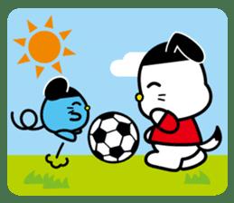 WAN CHU sticker #816044