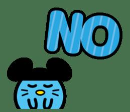 WAN CHU sticker #816050