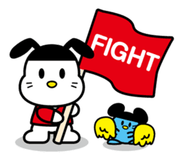 WAN CHU sticker #816052