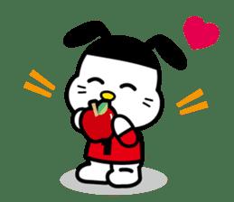 WAN CHU sticker #816066