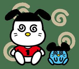 WAN CHU sticker #816068