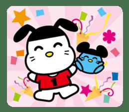 WAN CHU sticker #816076