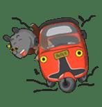 Hansip and Friends sticker #816185