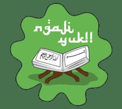 Hansip and Friends sticker #816196