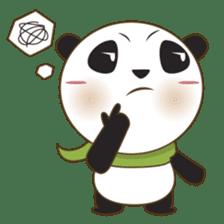 BaoBei the cute and energetic panda sticker #816240