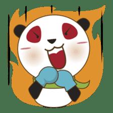 BaoBei the cute and energetic panda sticker #816241