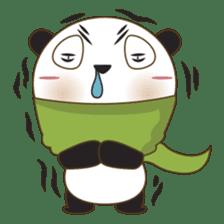 BaoBei the cute and energetic panda sticker #816253