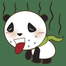 BaoBei the cute and energetic panda sticker #816259