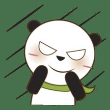 BaoBei the cute and energetic panda sticker #816267