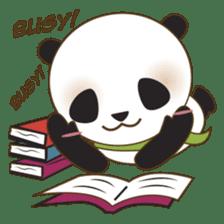 BaoBei the cute and energetic panda sticker #816268