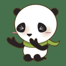 BaoBei the cute and energetic panda sticker #816275